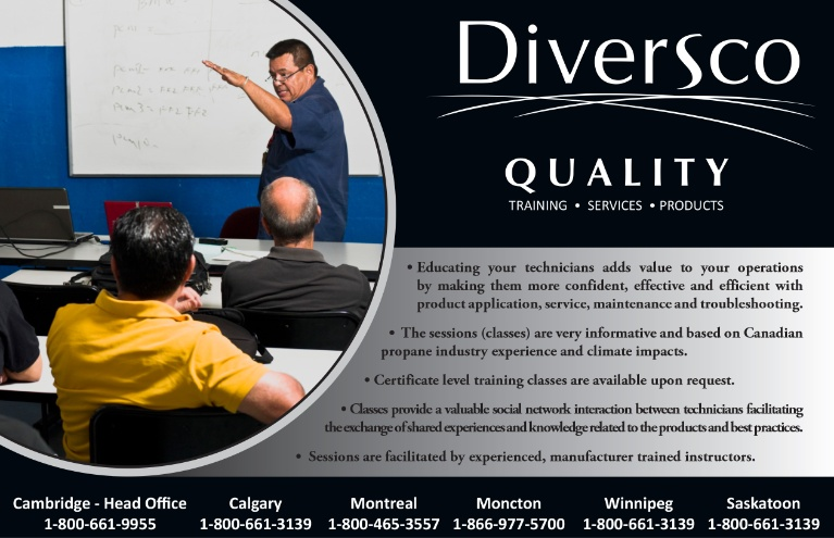 diversco offers quality training services and products